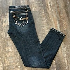 L.A .idol USA skinny jeans great condition